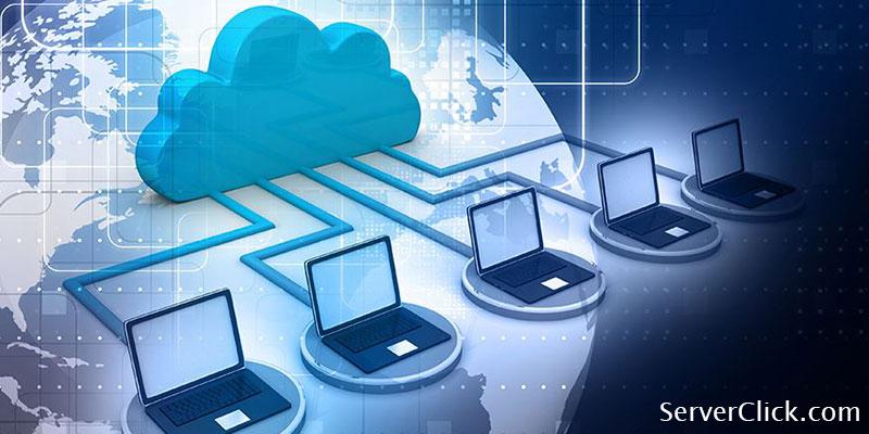 مفهوم سرور ابری یا Cloud server چیست ؟