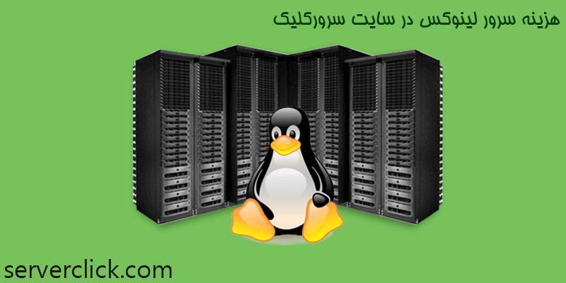 قیمت سرور لینوکس؛ هزینه Linux server