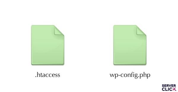 پنهان کردن فایل های wp-config و htaccess
